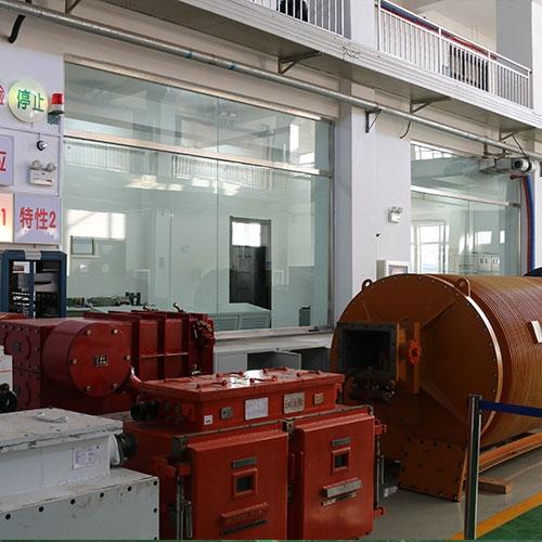 沈阳煤研院防爆电气实验室