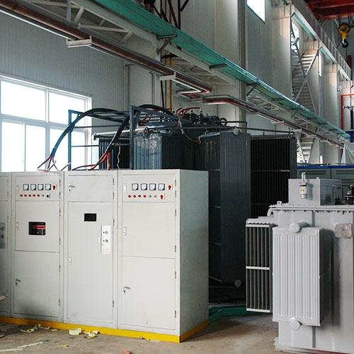 山东玲珑220kV变压器试验台