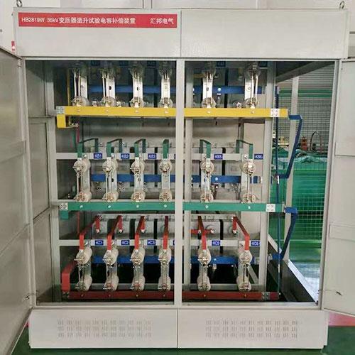 江苏华盛110kV变压器试验台