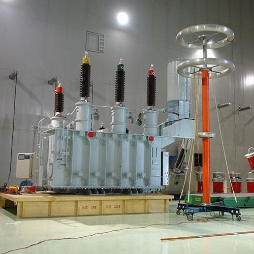 济南变压器集团750kV