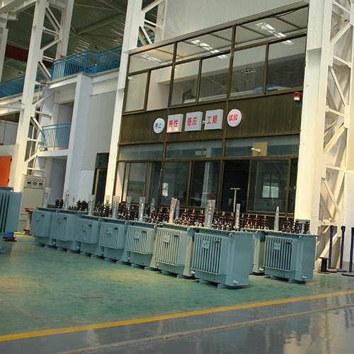 山东宏瑞达35kV变压器试验台
