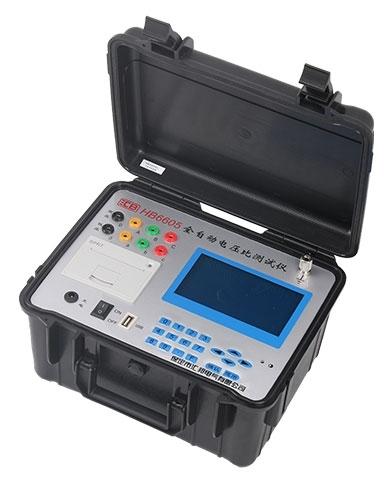 电力安全工器具检测的使用