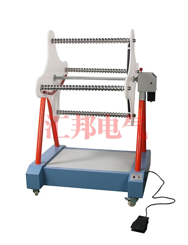 HB2680YS 电动绝缘绳测试支架