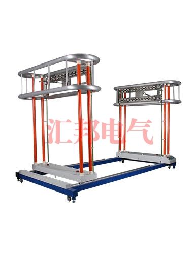 HB2680YGB-600 绝缘杆卧式耐压测试平台