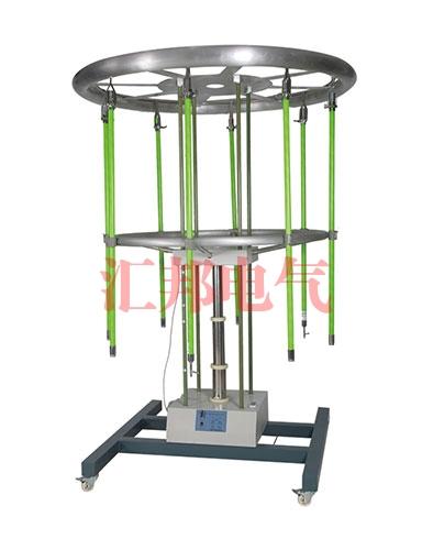 安徽HB2680YGC  圆形绝缘杆耐压测试平台