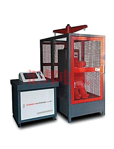 安徽HB2666D-20安全带静载试验机(二工位)