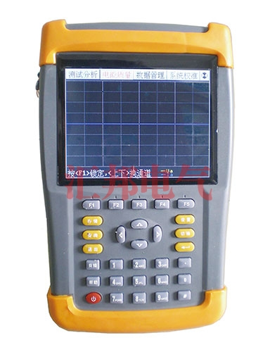 HB3800多功能相位伏安表3钳