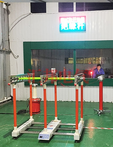 贵州35kV绝缘杆耐压试验