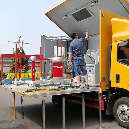 HB2680XS安全工器具集装箱试验室
